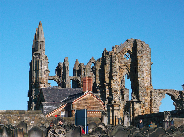 gbw - Whitby Abbey