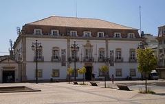 City Hall, in Bívar Palace.