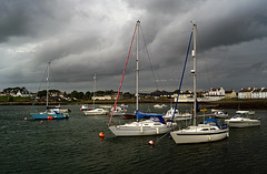Storm over Whithorn