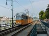 Budapest Tram 1343 on Route 2 - 1 September 2018