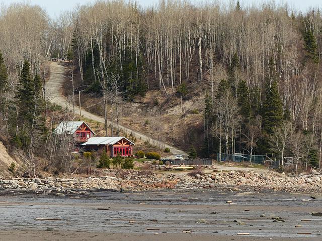 Day 8, Pointe-à-la-Croix, Quebec