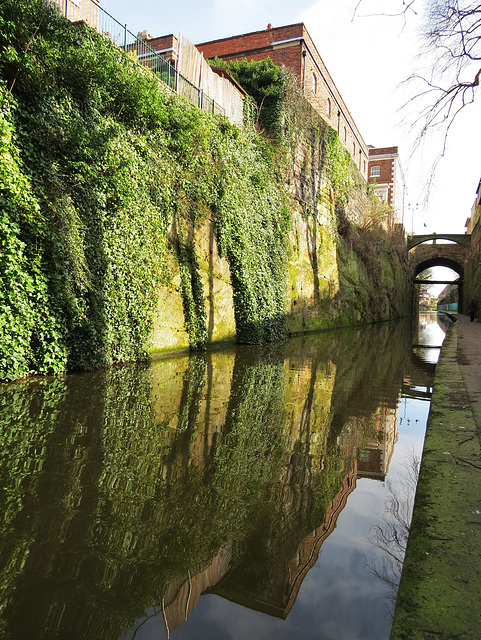 canal, chester