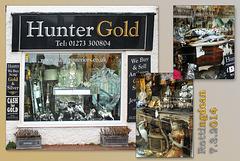 Hunter Gold - Rottingdean - 7.3.2014
