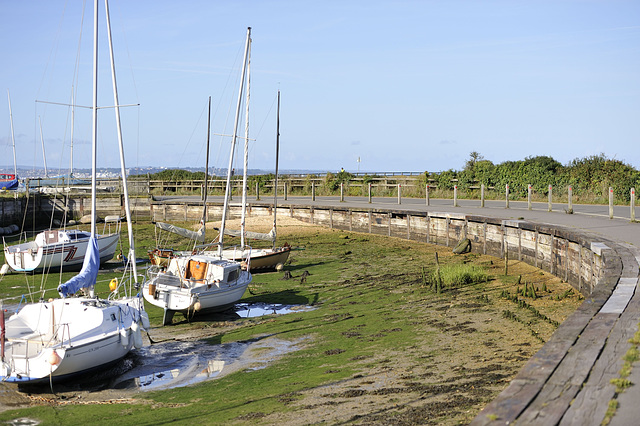 HFF from Titchfield Haven