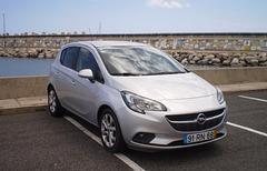 Opel Corsa (2016).