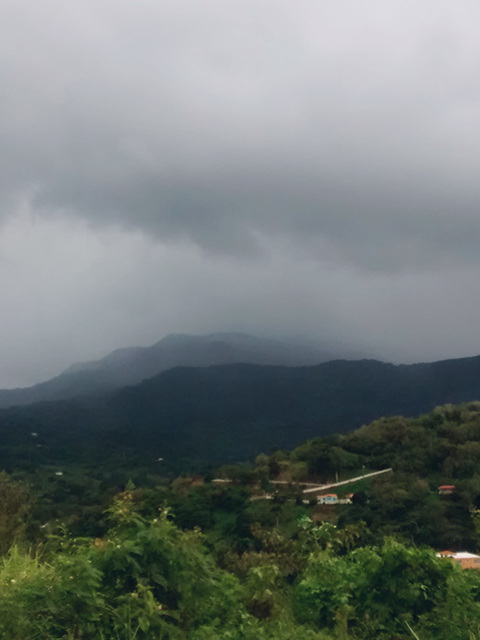 el yunque in the mist