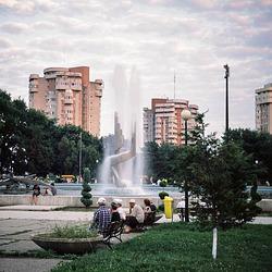 Constanta fountain