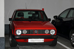 Alter VW Golf