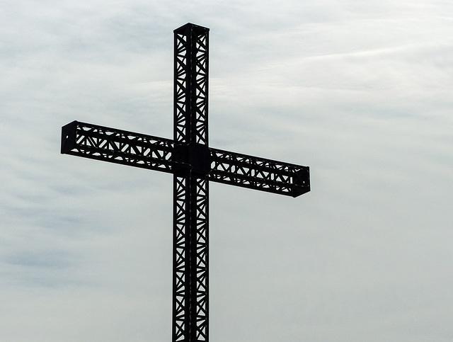 Day 8, The Cross, Pointe-à-la-Croix, Quebec