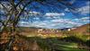 Im Donautal: Blick auf Kloster Beuron