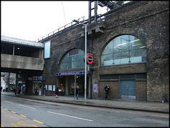 London Bridge tube