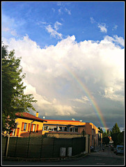Tímido arco iris