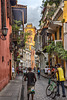 Cartagena street shot