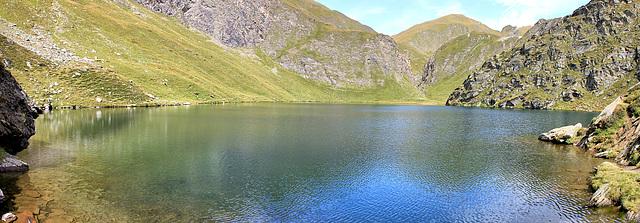 Großer Seefeldsee auf 2271 m Höhe