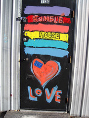 Rumble House Love at 1136 8th Ave. S.W. in Calgary Canada