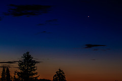 Venus and who else? (060°)