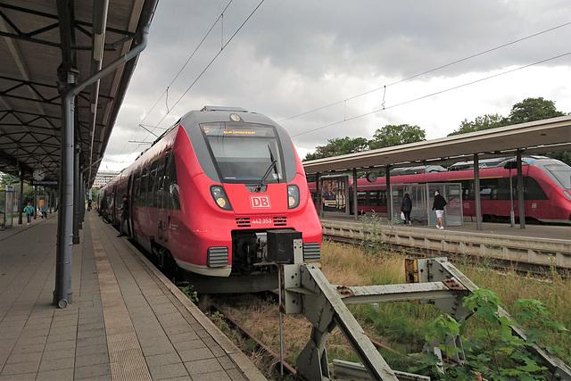 S-Bahn Warnemünde > Rostock