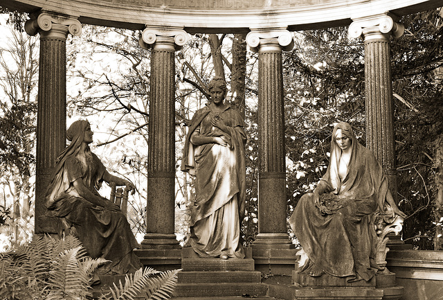 Tempelgrab