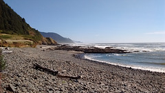 Rocky beach / plage rocheuse