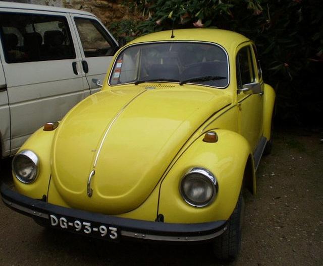 Volkswagen 1971.