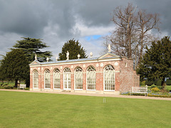 Orangery, Burton Constable Hall, East Riding of Yorkshire