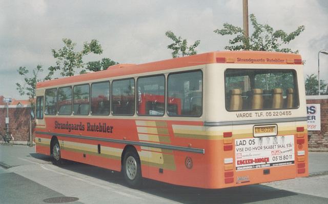 Strandgaards LB 90 228 at Esbjerg - 4 June 1988 (Ref: 69-19)