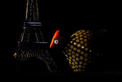 Guinea Fowl Goes to Paris