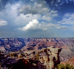 Mather Point, Grand Canyon, 1991