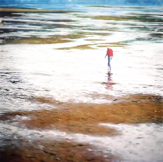 the lightness of water