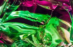 Gisela's Chunk of Green Glas / Giselas Grüner Glasbrocken