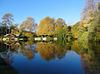 ...matinée d'automne au Parc Borély...