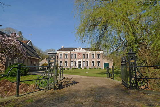 Nederland - Dwingeloo, Havezate Oldengaerde