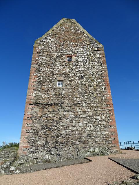Smailholm Peel Tower