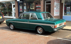 Ford Mk2 Lotus Cortina
