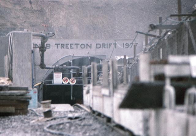 Treeton Surface Drift 26 October 1977