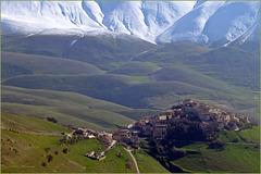 Castelluccio, Umbria-Marche