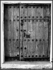 Pedraza door