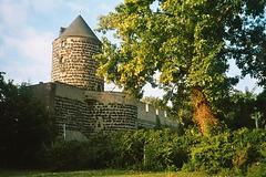 DE - Köln - Stadtmauer am Hansaring