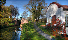 Lock Keeper's Cottage, Stratford-upon-Avon Canal