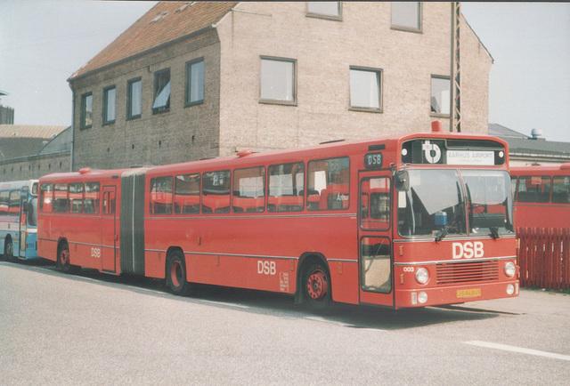 DSB 003 (JS 94 843) at Aarhus - 26 May 1988 (Ref: 67-10)