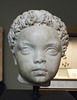 Head of a Young Boy in the Getty Villa, June 2016
