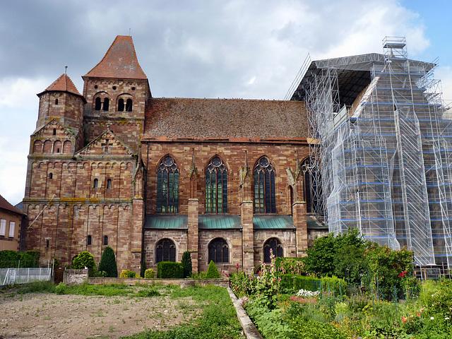 Marmoutier - The Abbey