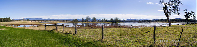 Wet panorama