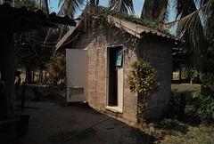WC du Laos