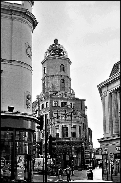 Old Post Office, Brixton.