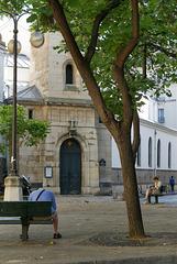 Notre-Dame-de-Grâce-de-Passy (ancienne église)