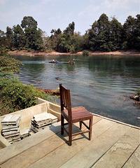 Chaise du Laos