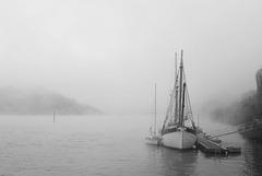 Guadiana, nevoeiro