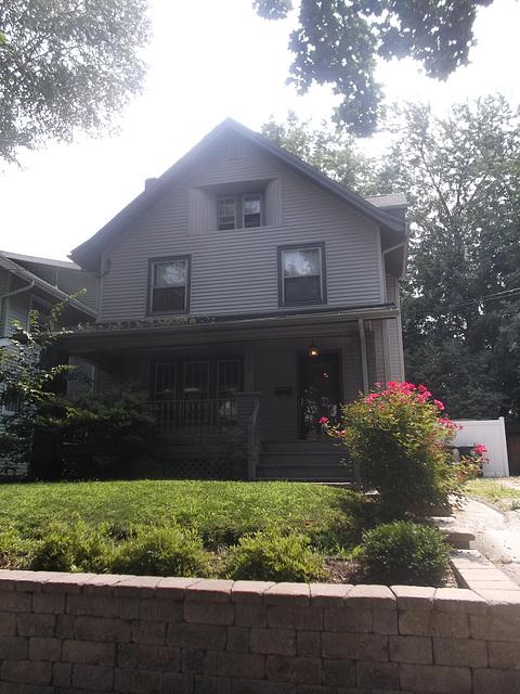 Akron's house