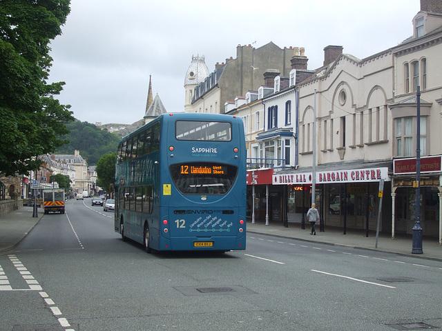 DSCF9937 Arriva Cymru CX14 BXJ